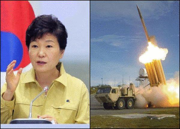 朴槿惠引入萨德,恶化中韩关系