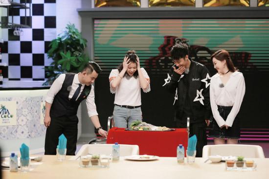 《菜3》第二期将播 胡杏儿张丹峰分享婚姻秘诀