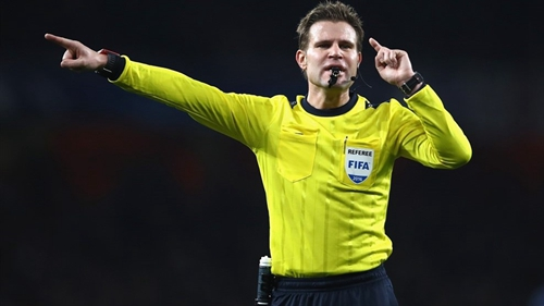 欧足联宣布欧冠决赛主裁 德国名哨执法皇马尤文