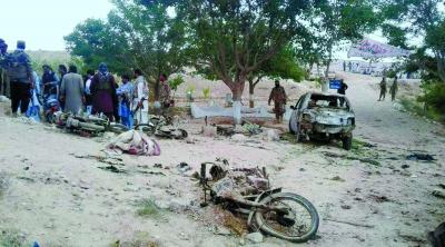 巴基斯坦参院副主席车队遇袭已导致60人死伤