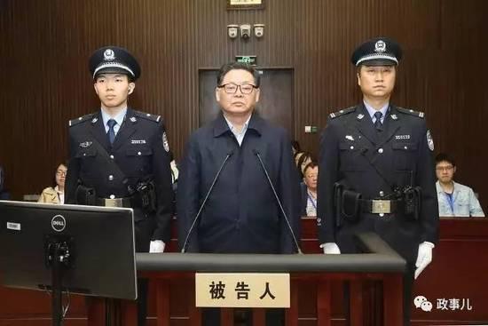 """安徽三个落马副省长 为何半个月5次被""""示众""""?"""