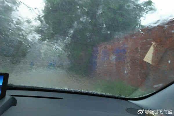 华南再遭强降雨北方多地将现今年首个高温