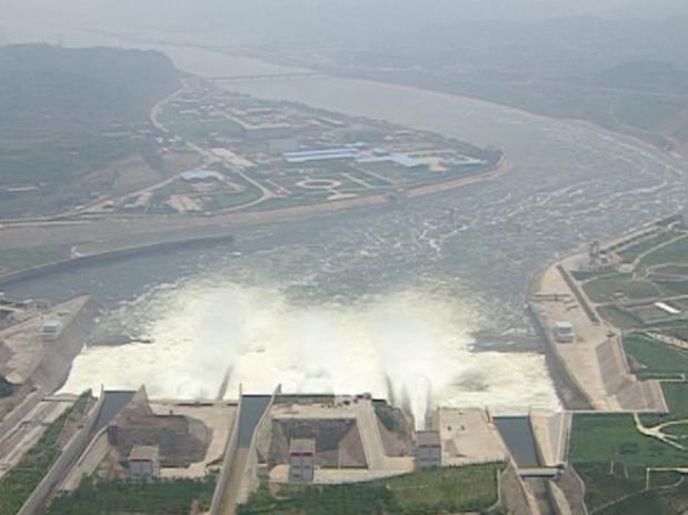黄河防总:今年黄河中游发生暴雨洪水可能性较大