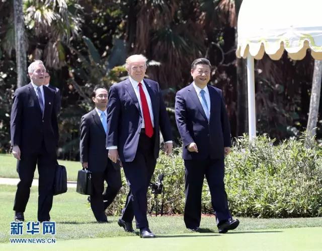 习近平与特朗普会晤,孙宁担任翻译