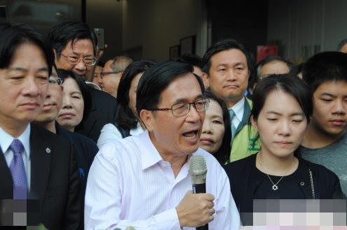 自2015年获准保外就医,暂时结束6年40天牢狱生涯以来,陈水扁至今已多次延长保外就医期限。(台媒图)