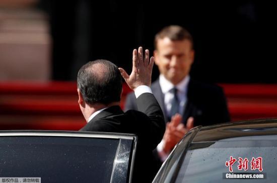 马克龙欲改变欧盟 外媒:或将受挫于外交现实