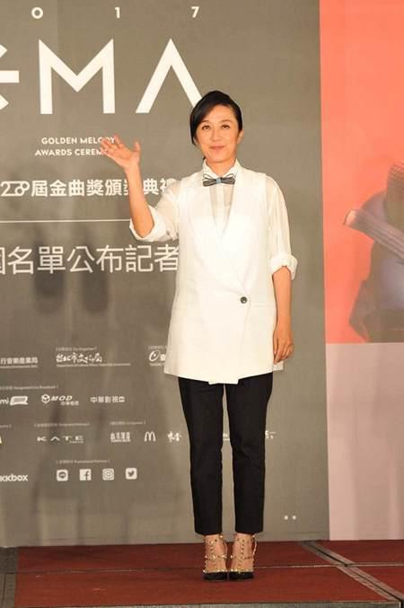 黄韵玲担任金曲奖评审团主席