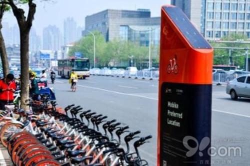 摩拜占共享单车市场6成,领先技术铸核心动能