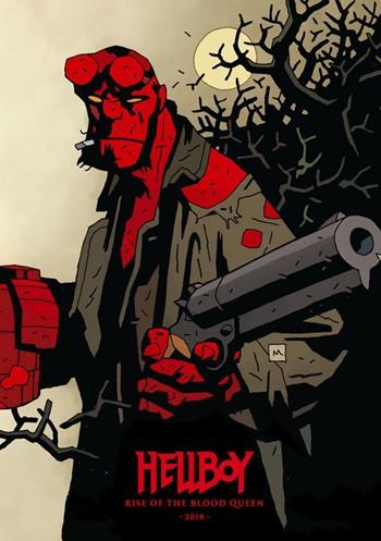 《地狱男爵》重启版首发概念图 今年秋季开机