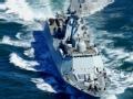 """两艘佩里级护卫舰抵台 国防部 """"以武拒统""""没有出路"""