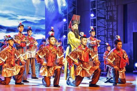 新京剧《长城》