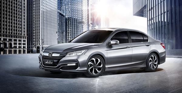 继续蝉联中高级轿车混动车型销量冠军,成为广汽本田布局混合动力市场