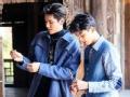 《搜狐视频综艺饭片花》吴亦凡妖娆戴花套路对手 吴磊大意被坑尽显呆萌