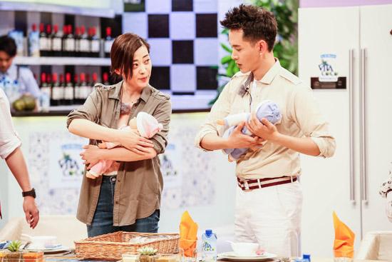 《谁是你的菜3》将播 梅婷黄明家庭剧组大放料
