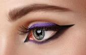 画个惹人爱的眼妆去表白