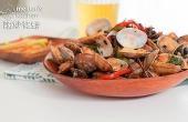 海鲜花蛤可是夏天的瑰宝