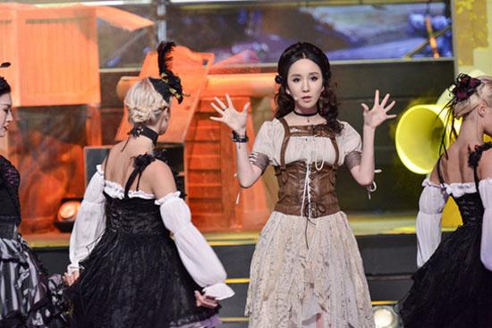 《跨界歌王》陈赫献歌前世情人 于毅遇淘汰危机