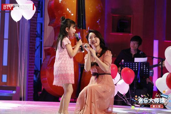 """教父""""李偲菘为10岁学生量身创作新歌,引付林点赞""""我要向你学习"""""""