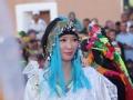 《旅途的花样片花》林志玲惊艳摩洛哥 裹头巾参加选美