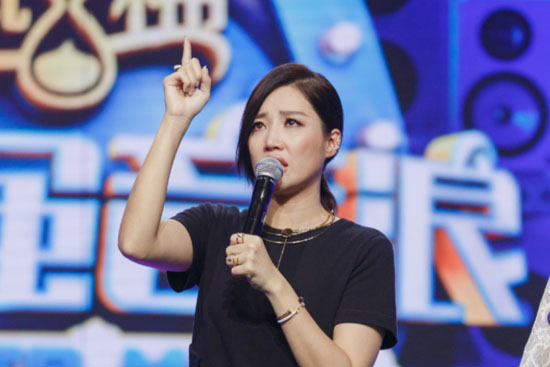 A-Lin自曝出道史 独家揭秘标志性手势的秘密