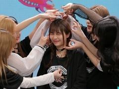 第二十八期 SNH48性感来袭 颜值排名公开队长竟宣布解散?