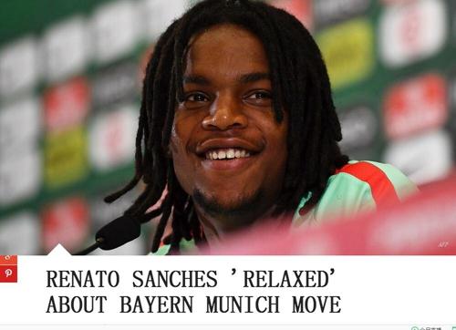 桑谢斯在拜仁的发挥未达预期