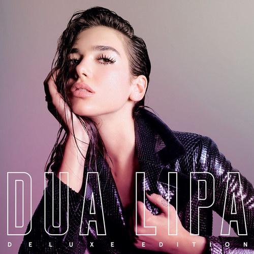 1Dua-Lipa专辑封面