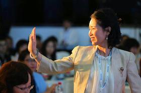 中国C3E大使、鸿博集团董事长尤玉仙