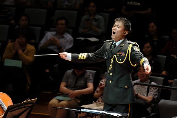 指挥-李玉宁