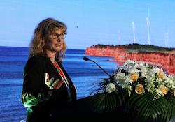 图片,加拿大C3E大使、加拿大清洁能源组织执行主席Merran Elzabeth Smith