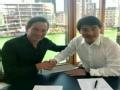 北京国安官宣施密特任新主帅 签约2年半7月上任