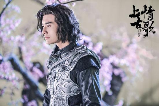 《上古情歌》今晚首播 黄晓明宋茜唱响浓情炽恋