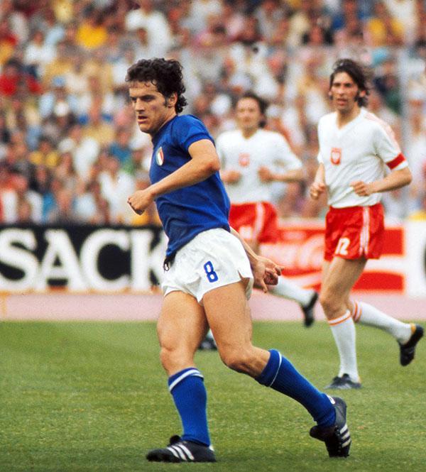 1974年,世界杯赛场上的卡佩罗。东方IC 资料