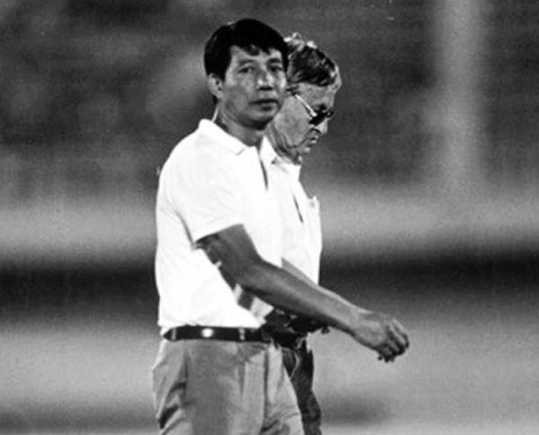 徐根宝没有带领国奥进军巴塞罗那奥运会。