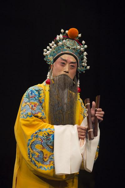 京剧老生李宝春