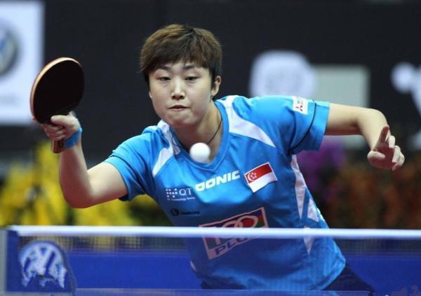 冯天薇等乒乓名将也能回国参加全运。