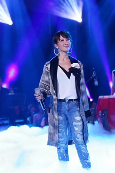 《想唱》李玟歌迷感动全场 手工制作专辑告白