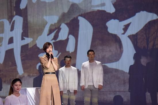 王珞丹演唱《后会无期》主题曲