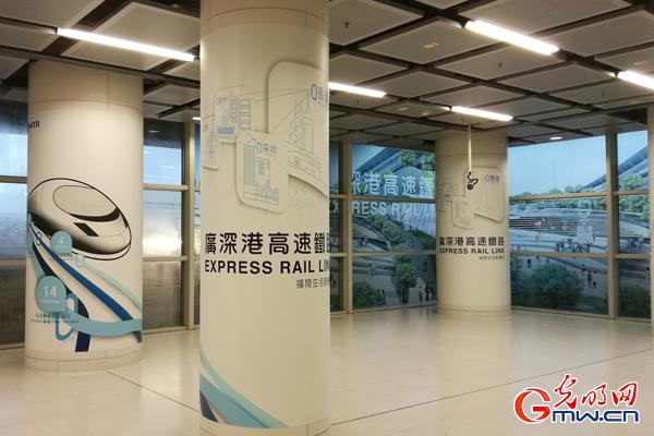 中国速度:48分钟,从香港坐高铁到广州