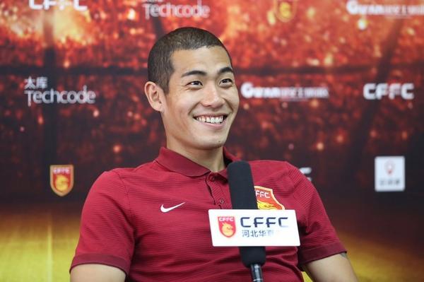 金周荣:中国足球正在变强 高拉特张稀哲最难防