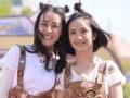 《搜狐视频综艺饭片花》热巴林依晨变暴力姐妹花 郑恺回应退出跑男传闻