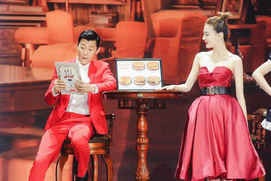 魔术先生夏雨《快本》上线 徐璐惊艳出演老板娘