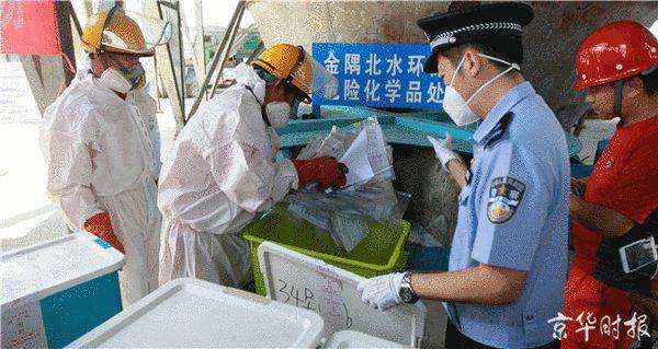 警方公开销毁海洛因等各类毒品1.4吨