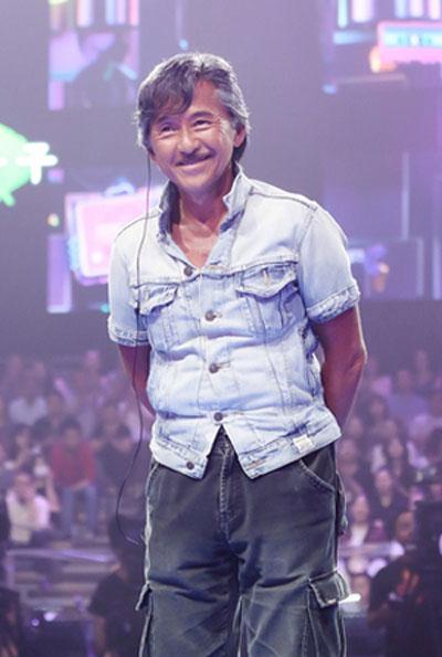 林子祥惊喜亮相《想唱》 与歌迷共舞《恰恰恰》
