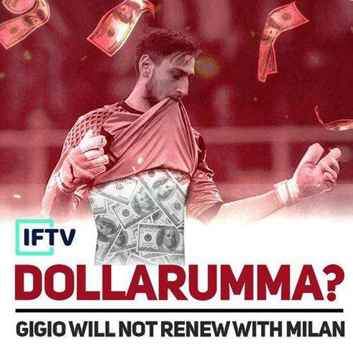 意大利足坛声讨多纳鲁马:该在看台上晾他一年