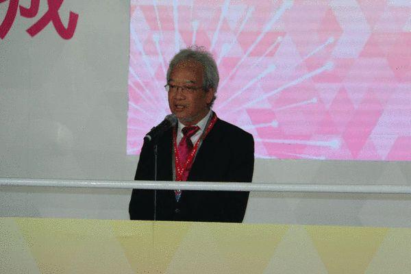 香港品牌发展局主席黄家和为香港品牌节开幕致辞