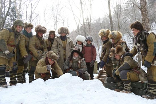 《林海雪原》收视亮眼 每一集就是一部电影