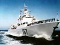 中国最强驱逐舰海外军演