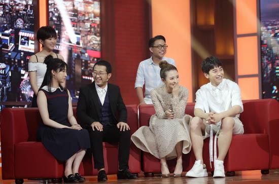 《国片大首映》陈奕迅被玩坏 表情包带坏彭昱畅