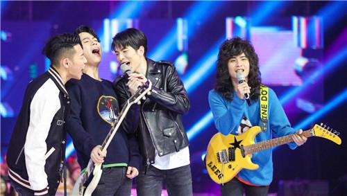 《想唱》萧敬腾歌迷太厉害 狮子合唱团欲换鼓手